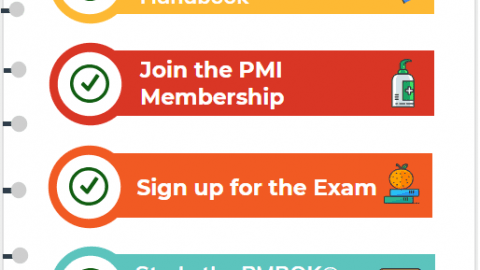 Become a Project Management Professional (PMP), online course, pmp certification cost