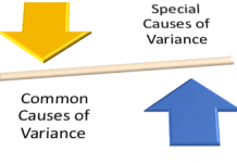 Common Cause of Variance