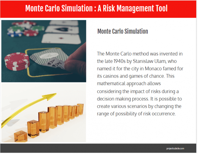Monte Carlo Simulation Example and Solution