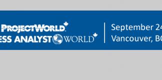 ProjectWorld BusinessAnalystWorld Vancouver