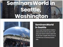 SeminarsWorld in Seattle