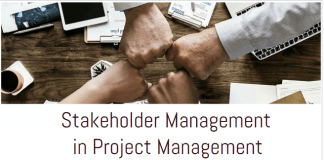 Internal External Stakeholder Management in Construction and Project Management infographic