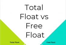 Total Float vs Free Float Total Float versus Free Float Total Float and Free Float