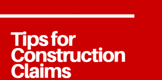 tips for construction claims management