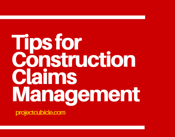 tips for construction claims management process claims and responses, what is claims management in construction