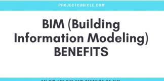 BIM building information modeling benefits