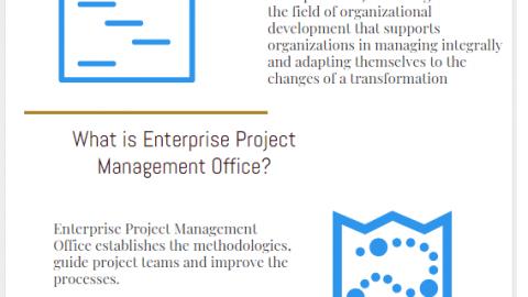 Enterprise Project Management Software Office Methodology System