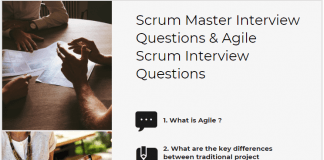 Scrum Master Interview Questions & Agile Scrum Interview Questions