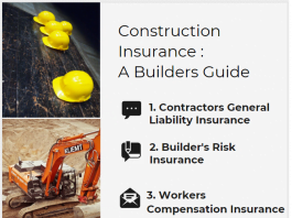 Construction Insurance A Builders Guide