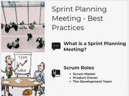 Sprint Planning Meeting - Best Practices