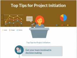 Top tips for project initiation