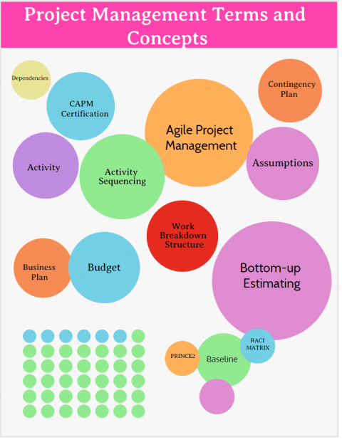 Project Management Terms and Concepts