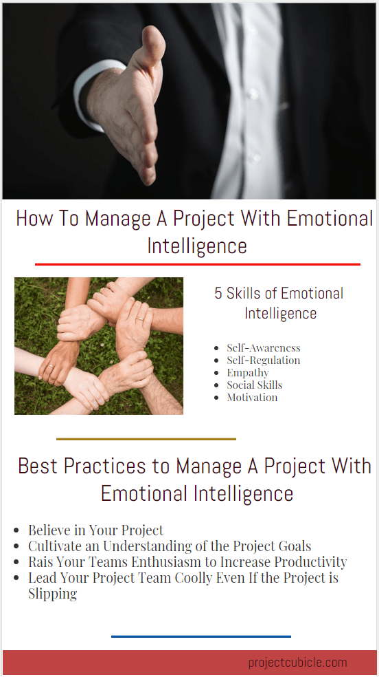 How to manage a project with Emotional Intelligence and emphaty, emotionally intelligence