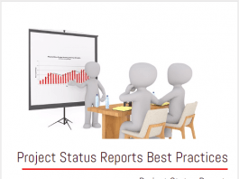 Project Status Reports Best Practices