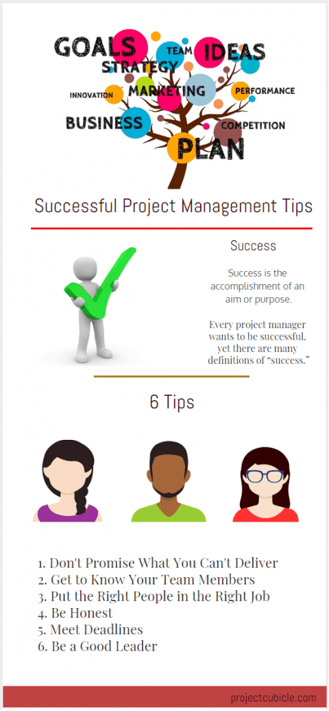 How to become a successful project manager? Successful project management tips