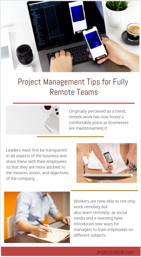 Project Management Tips for Fully Remote Teams