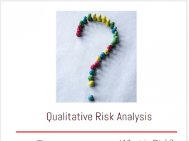 What is Qualitative Risk Analysis Tools, Definition, Examples