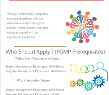 Program Management Professional Certification PGMP