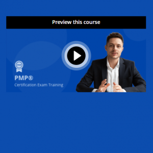 35 contact hours PMP Certification Exam Training
