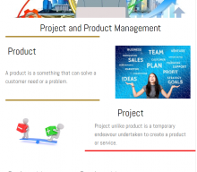 Project and Product Management | Key Differences